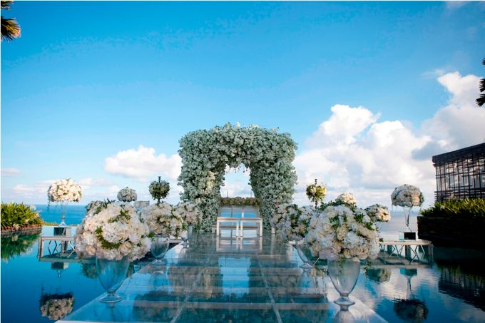 Venue Exclusivity by Alila Villas Uluwatu - 001