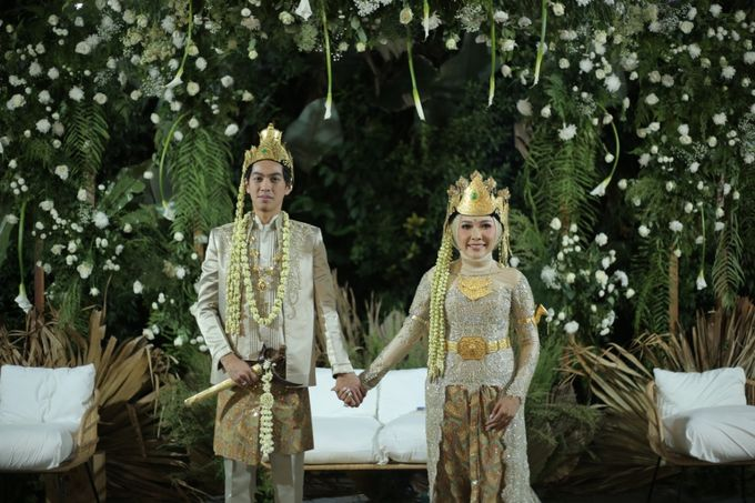 The Wedding Of Achie & Kevin by Uncle D Dekor - 003