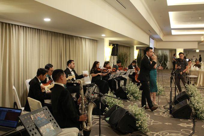 MC Wedding The Tribrata Dharmawangsa Hotel Jakarta - Anthony Stevven by Anthony Stevven - 011
