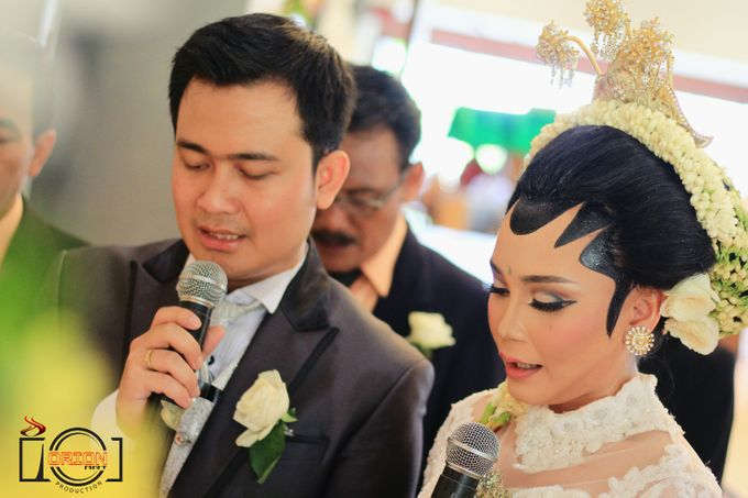 Monic + Dicky Wedding (Holy Matrimony) by Orion Art Production - 005