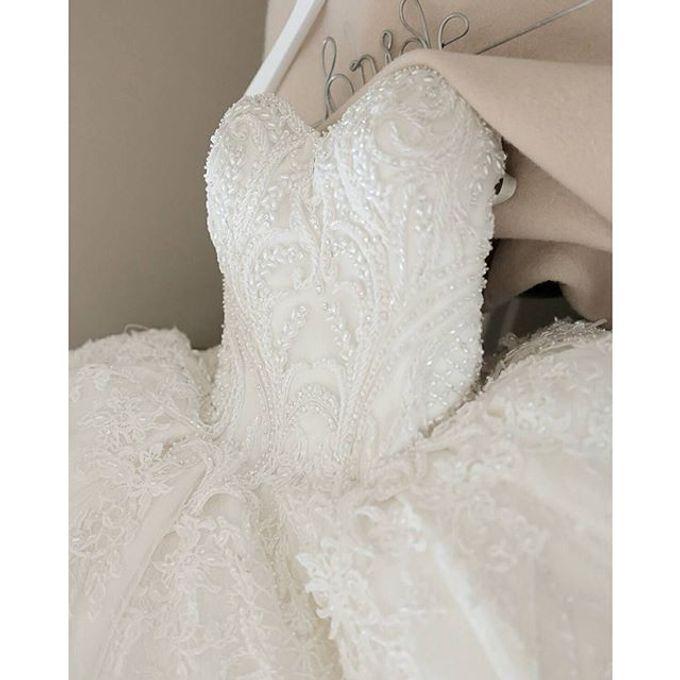 Danny and Monica Wedding by Tinara Brides - 005
