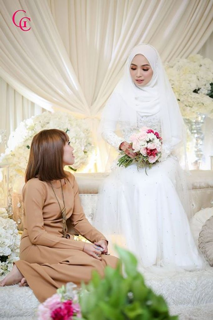 Solemnization of Razdi & Intan by The Glamorous Capture - 010