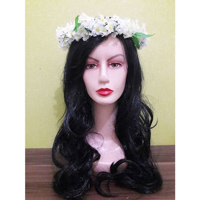 Flower Crown / Bando Bunga / Mahkota Bunga by Estrella Flower Crown - 026