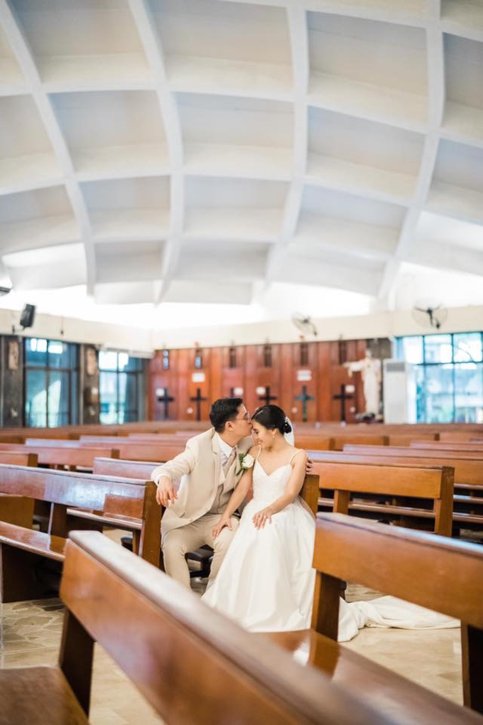 Tying the Knot in Magallanes Church by Cha Andrada Events - 007