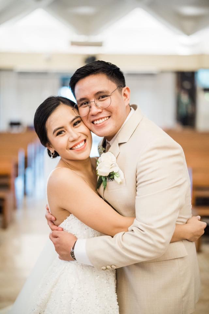Tying the Knot in Magallanes Church by Cha Andrada Events - 009