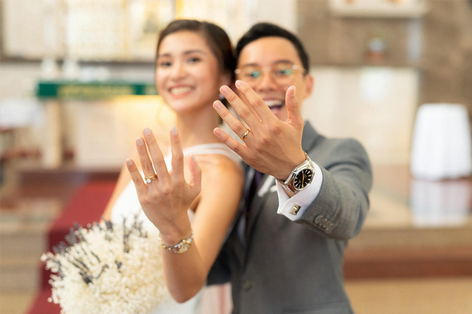 Gone intimate for the new normal!  by Cha Andrada Events - 005