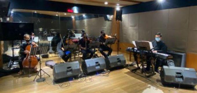 String Quartet Live Streaming by Truntum Singers & Ensemble - 005