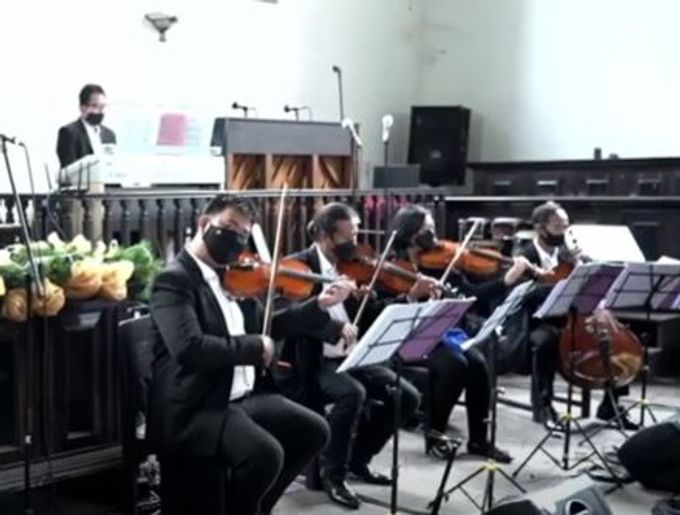String Quartet Live Streaming by Truntum Singers & Ensemble - 004