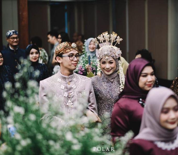 Wedding of Gendis & Syahrizal by Financial Club Jakarta - 002