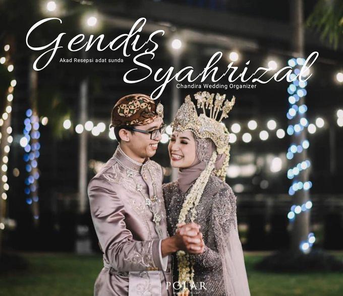 Wedding of Gendis & Syahrizal by Financial Club Jakarta - 001