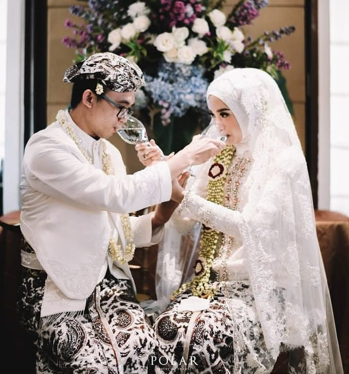 Wedding of Gendis & Syahrizal by Financial Club Jakarta - 003