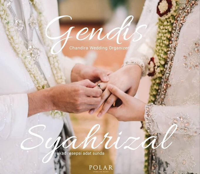 Wedding of Gendis & Syahrizal by Financial Club Jakarta - 004
