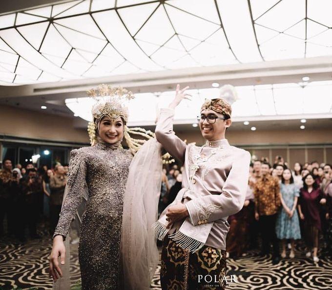 Wedding of Gendis & Syahrizal by Financial Club Jakarta - 006