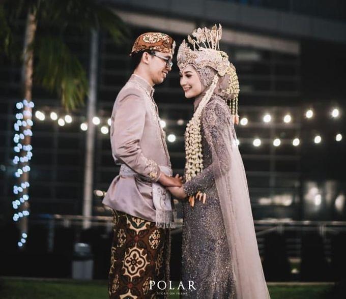 Wedding of Gendis & Syahrizal by Financial Club Jakarta - 005
