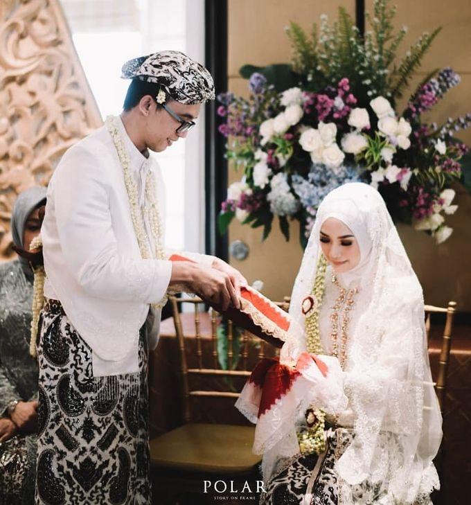 Wedding of Gendis & Syahrizal by Financial Club Jakarta - 013