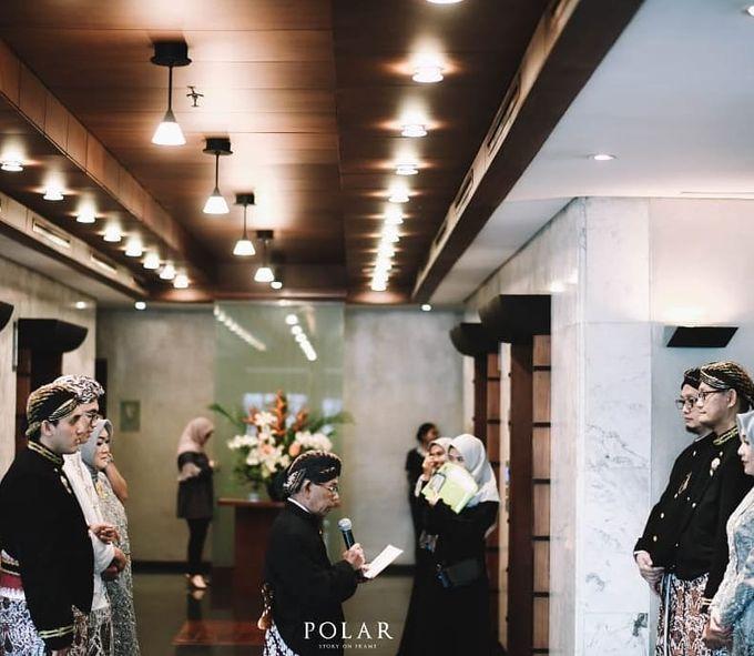 Wedding of Gendis & Syahrizal by Financial Club Jakarta - 007