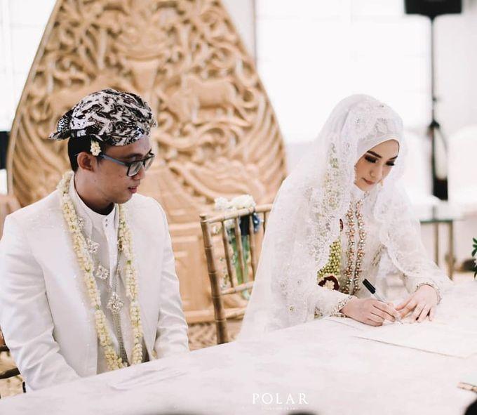 Wedding of Gendis & Syahrizal by Financial Club Jakarta - 014