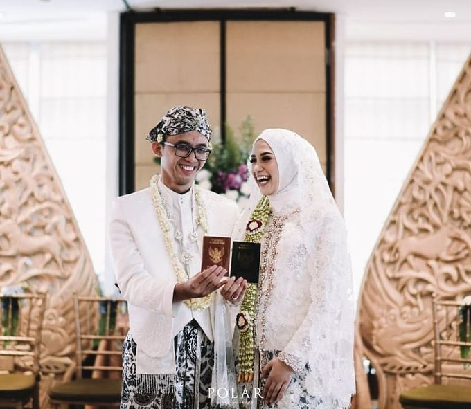 Wedding of Gendis & Syahrizal by Financial Club Jakarta - 012