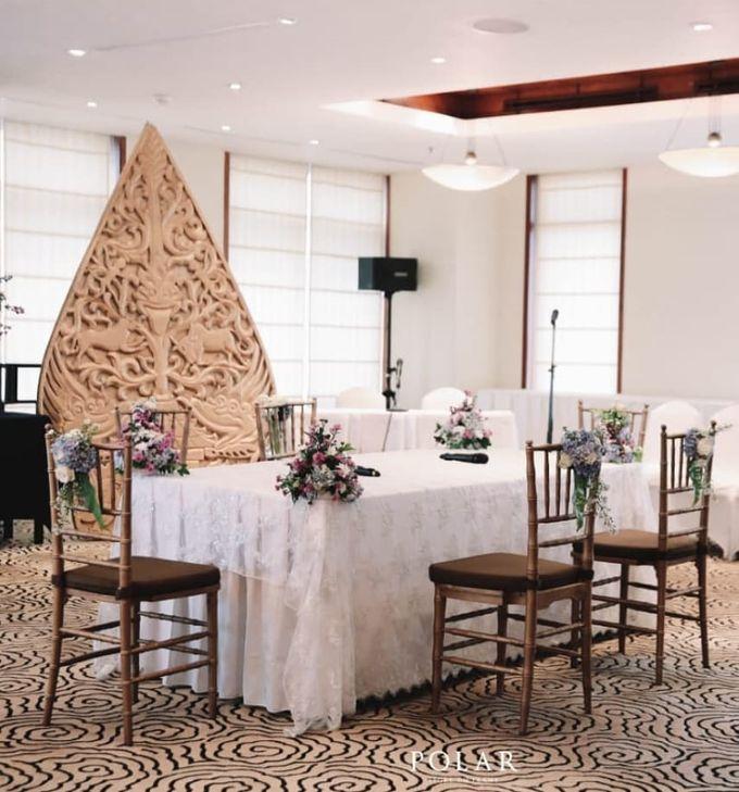Wedding of Gendis & Syahrizal by Financial Club Jakarta - 016