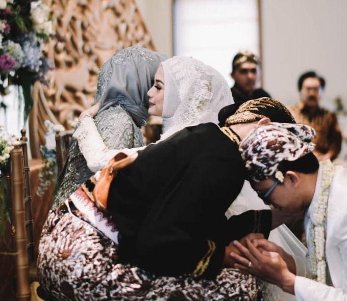 Wedding of Gendis & Syahrizal by Financial Club Jakarta - 008