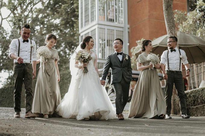 The Wedding of Chandra & Melisa by PlanMyDay Wedding Organizer - 008