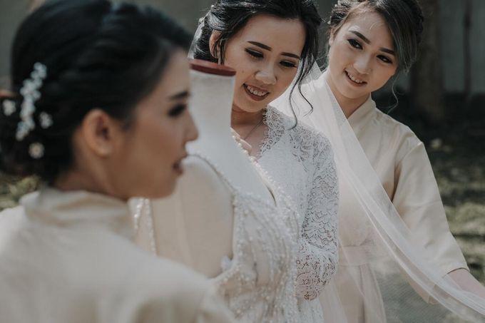 The Wedding of Chandra & Melisa by PlanMyDay Wedding Organizer - 005