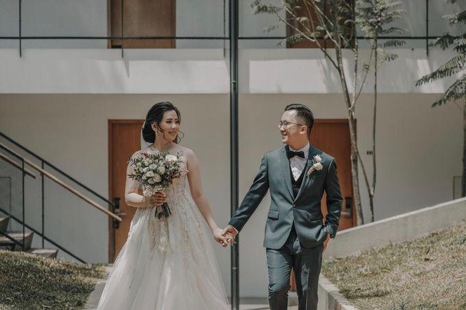 The Wedding of Chandra & Melisa by PlanMyDay Wedding Organizer - 004