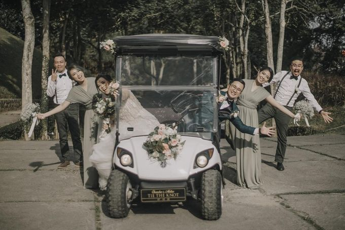The Wedding of Chandra & Melisa by PlanMyDay Wedding Organizer - 009