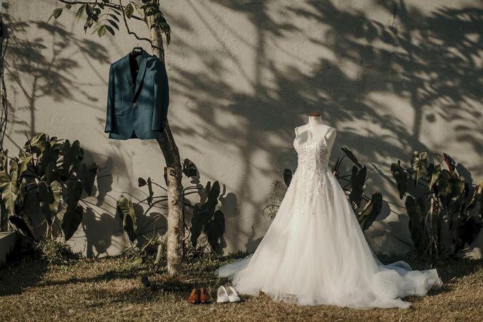 The Wedding of Chandra & Melisa by PlanMyDay Wedding Organizer - 001
