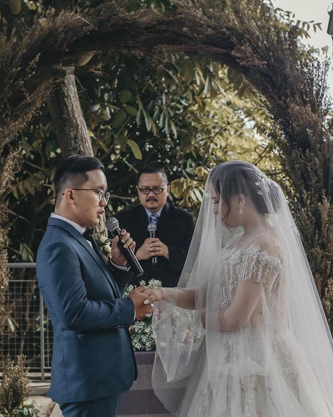 The Wedding of Chandra & Melisa by PlanMyDay Wedding Organizer - 010