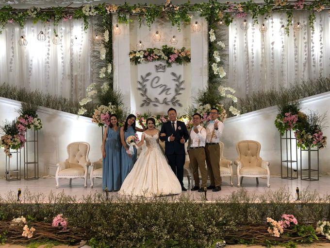 The Wedding of Chandra & Natalia by PlanMyDay Wedding Organizer - 005