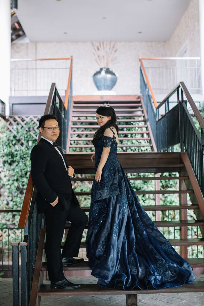 The Wedding of Chandra & Natalia by PlanMyDay Wedding Organizer - 004