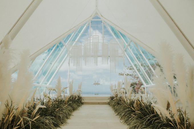 Environmental Friendly Concept Wedding decoration theme by Tirtha Bali - 003