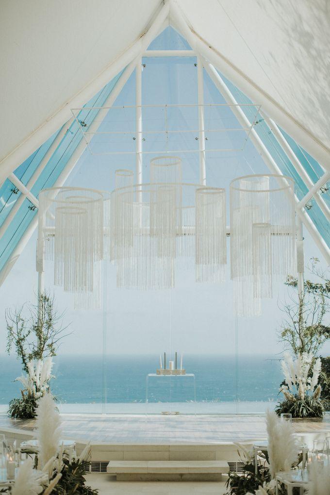 Environmental Friendly Concept Wedding decoration theme by Tirtha Bali - 008