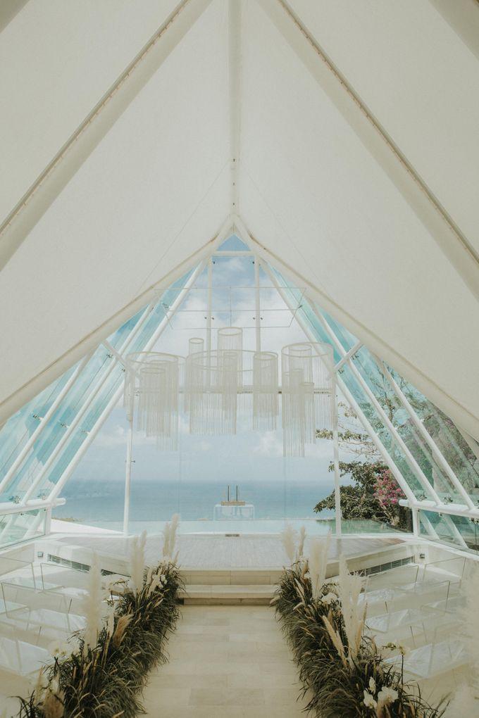 Environmental Friendly Concept Wedding decoration theme by Tirtha Bali - 004