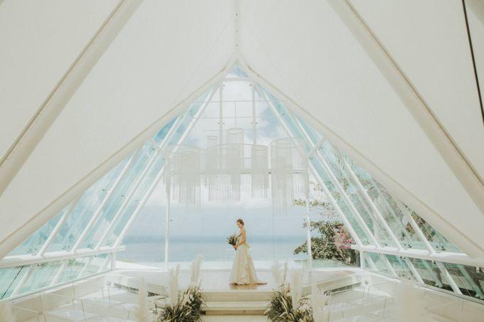 Environmental Friendly Concept Wedding decoration theme by Tirtha Bali - 005