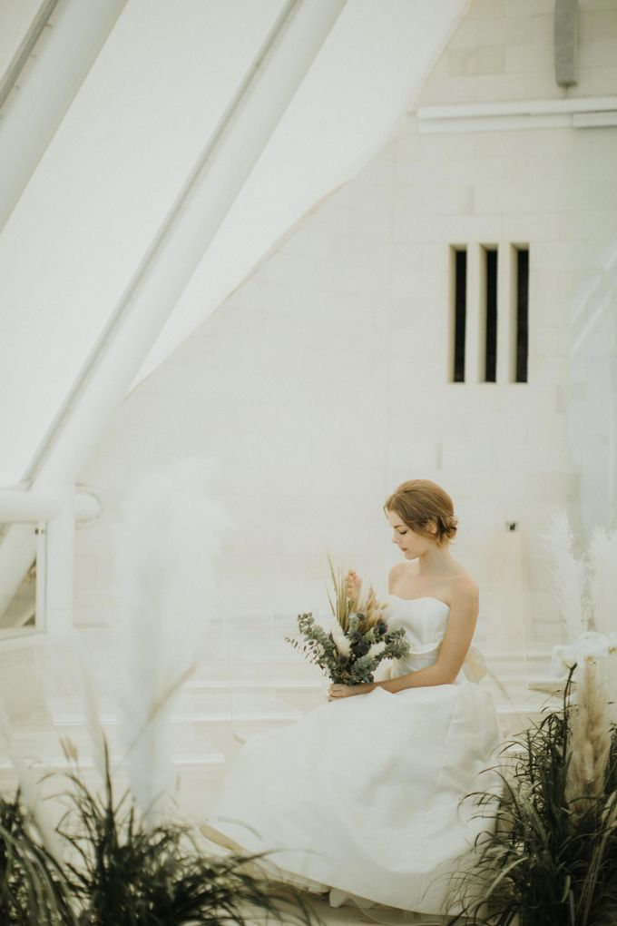 Environmental Friendly Concept Wedding decoration theme by Tirtha Bali - 006