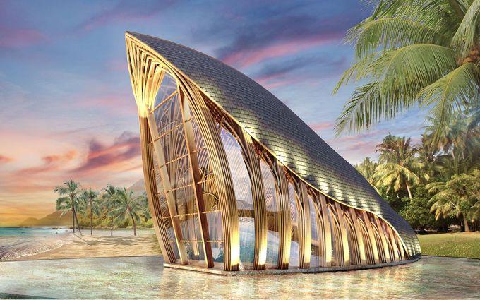 The Apurva Ocean Front Chapel by The Apurva Kempinski Bali - 001