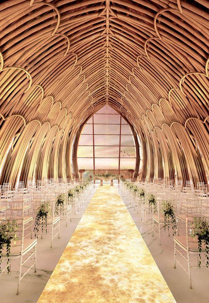The Apurva Ocean Front Chapel by The Apurva Kempinski Bali - 002