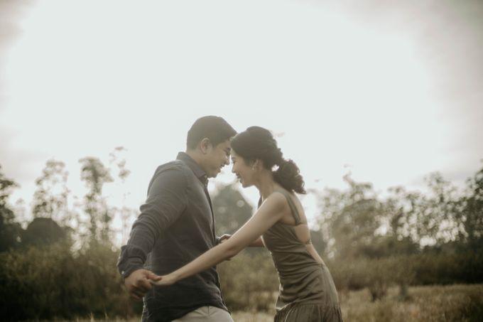 Charina & Ical Prewedding by AKSA Creative - 001