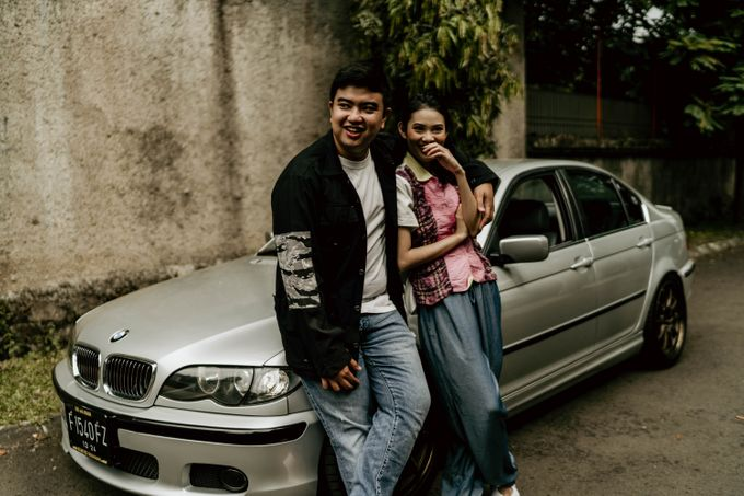 Charina & Ical Prewedding by AKSA Creative - 020