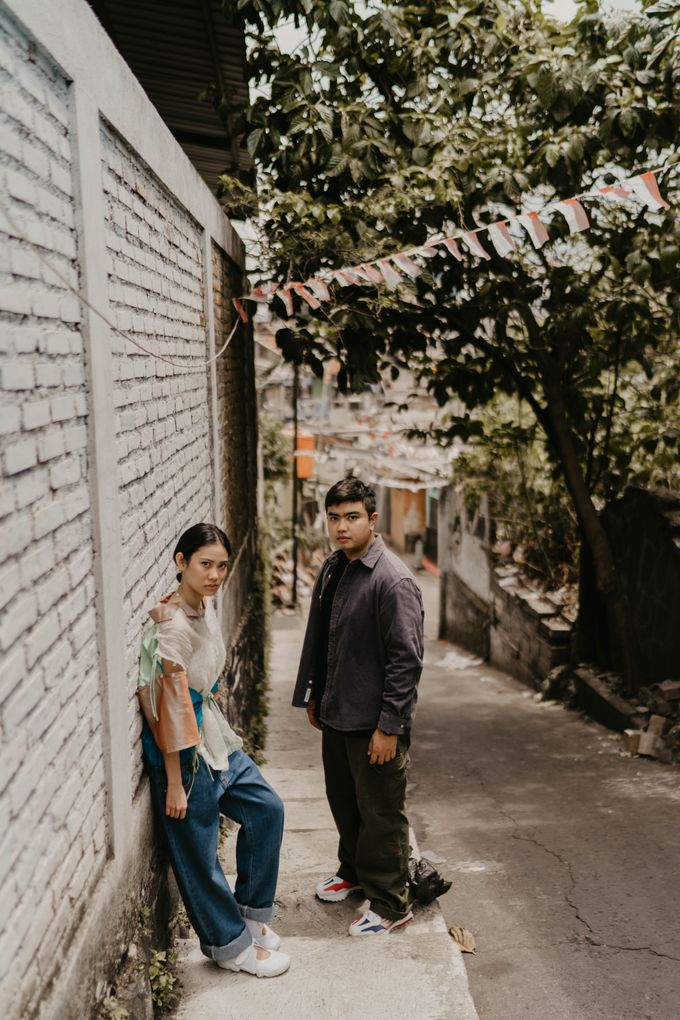 Charina & Ical Prewedding by AKSA Creative - 025
