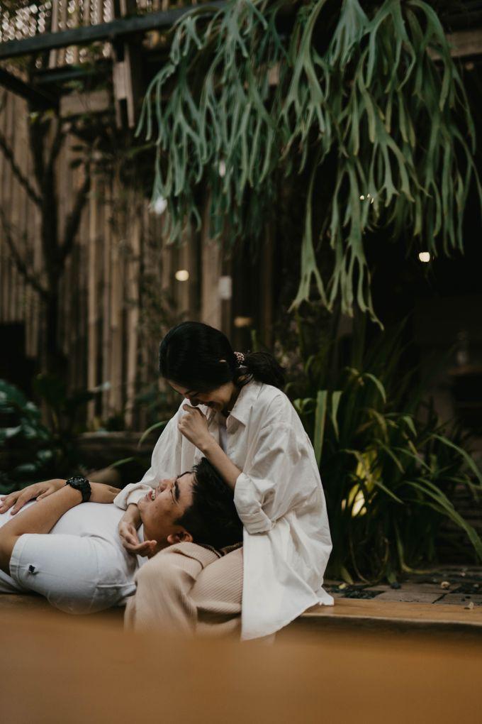 Charina & Ical Prewedding by AKSA Creative - 033