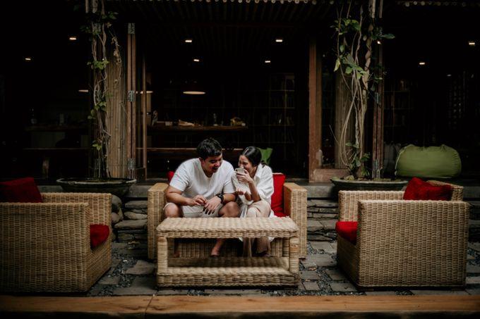 Charina & Ical Prewedding by AKSA Creative - 043