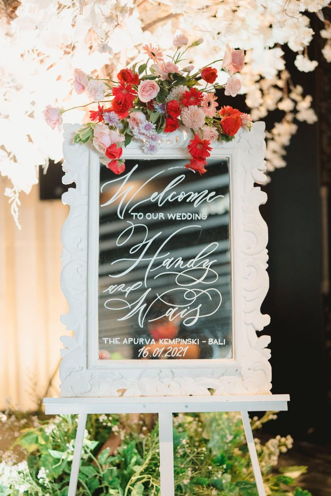 Handy & Wais by Cloris Decoration & Planner - 002