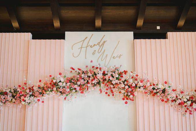 Handy & Wais by Cloris Decoration & Planner - 009