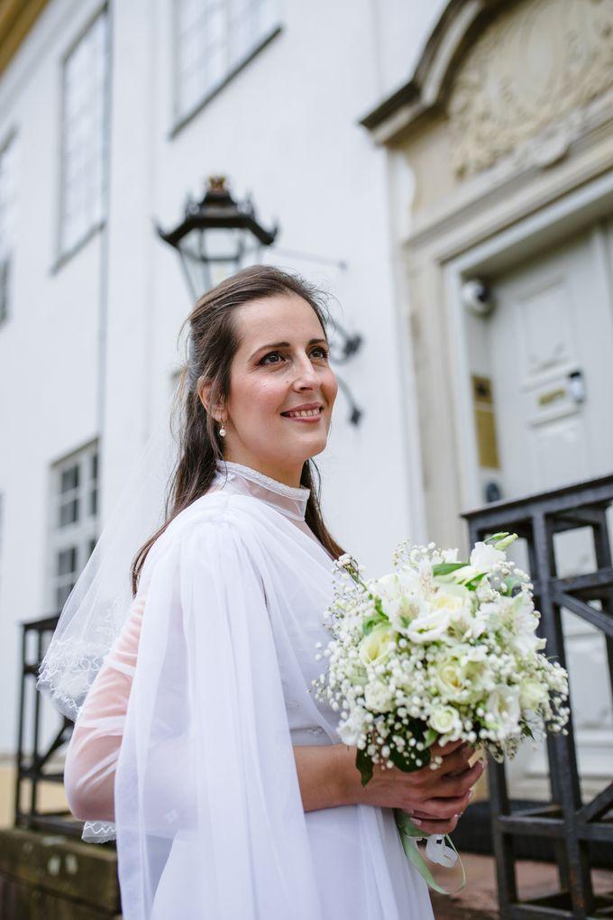 Open Air Wedding in Charlottenlund, Greater Copenhagen by Ieva Vi Photo by Ieva Vi Photography - 010