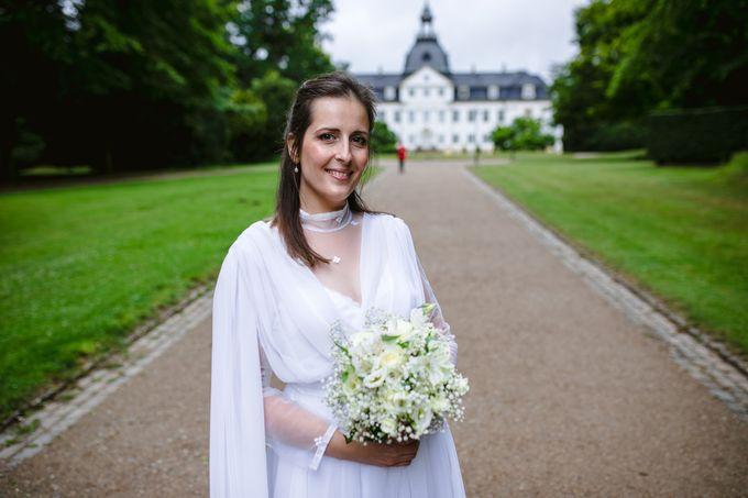 Open Air Wedding in Charlottenlund, Greater Copenhagen by Ieva Vi Photo by Ieva Vi Photography - 012
