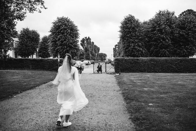 Open Air Wedding in Charlottenlund, Greater Copenhagen by Ieva Vi Photo by Ieva Vi Photography - 013