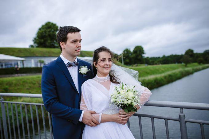Open Air Wedding in Charlottenlund, Greater Copenhagen by Ieva Vi Photo by Ieva Vi Photography - 014